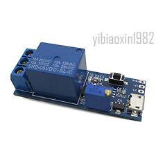 1 pcs Wide voltage 5V-30V trigger delay relay module timer  delay switch