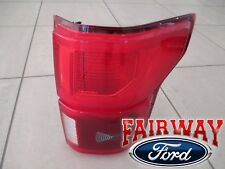 2018 F-150 OEM Ford LED with Blind Spot Tail Lamp Light RIGHT PASSENGER - New