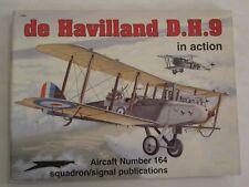 Squadron/Signal Book: De Havilland D.H. 9 in Action (#1164)