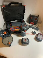 Spy Gear Case & Assorted Gadgets Toys