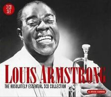 Louis Armstrong Jazz Music CDs and DVDs