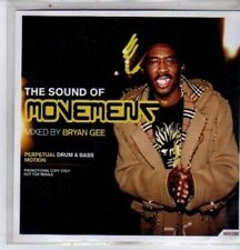 (DE564) The Sound Of Movement, Mixed by Bryan Gee - 2003 DJ CD