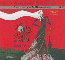 The Robe of Skulls by Vivian French (CD-Audio, 2010) CD Audiobook NEW & SEALED