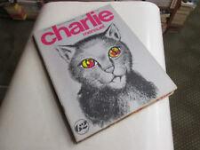 charlie mensuel 62 ....1974..TBE