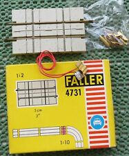 Faller Ams 4731 Rails Crosses Straße in Orig. Box