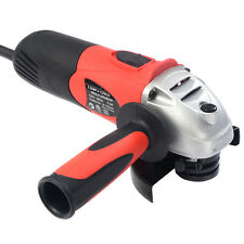 "Heavy Duty 5.0 amp 4 1/2"" Corded Electric Angle Grinder 11000RPM Portable New"