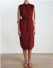 Knee Length Summer Shirt Dresses for Women