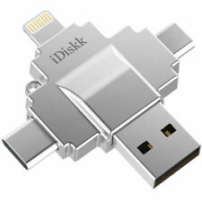 iDiskk Memory Card Reader for iPod iPad and iPhone UK