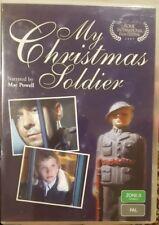 MY CHRISTMAS SOLDIER RARE DELETED DVD TRUE AMERICAN GERMAN PRISONER WAR STORY