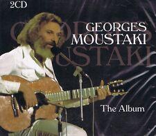 MUSIK-DOPPEL-CD NEU/OVP - Georges Moustaki - The Album