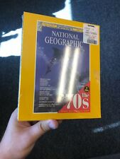 National Geographic Magazine The 70's (CD-ROM, 3-Disc Set) NEW