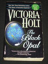 wmf  SALE : VICTORIA HOLT ~ THE BLACK OPAL