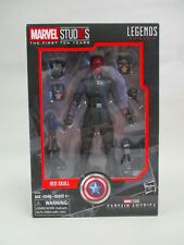 HASBRO MARVEL LEGENDS STUDIOS 10 YEARS SERIES RED SKULL ACTION FIGURE NEW MISB