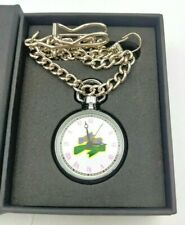 More details for suffragette  - votes for women - boxed ladies pocket watch & chain - ideal gift