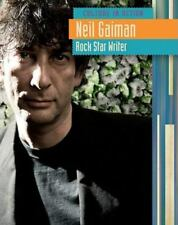 Neil Gaiman: Rock Star Writer (Culture in Action 2)-ExLibrary