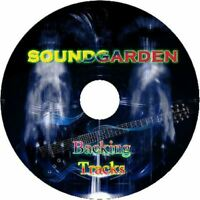 SOUNDGARDEN GUITAR BACKING TRACKS CD BEST GREATEST HITS MUSIC PLAY ALONG ROCK