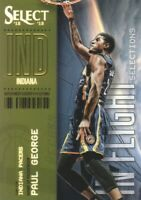 2012-13 Select In-Flight Bssketball #13 Paul George Indiana Pacers