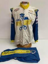 NASCAR Race Used Jeremy Clements Racing Fire Suit SFI 3-2A/5 C44/W34/L30