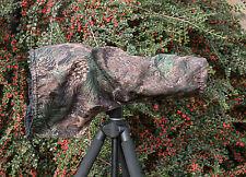 Reversible de doble capa camera/lens cubren para Canon 100 - 400 Mm Mk I & Ii