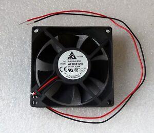NEW Delta AFB0812H 80mm x 25mm High Speed Fan 12V 80x25mm Made in Thailand