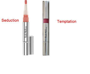 New Trish McEvoy Flawless Lip Color in Seduction or Temptation Full Size $29!