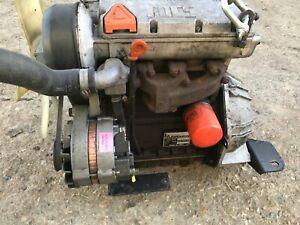 Lombardini LDW903 3 cylinder diesel engine - complete / warranted £1300+VAT