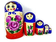 Matroschka Matruschka Babuschka Matrioschka Matrjoschka Russische Puppen set
