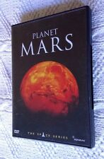 PLANET MARS: THE SPACE SERIES (DVD) REGION-ALL, LIKE NEW, FREE POST IN AUSTRALIA