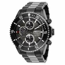 Invicta Reserve 27161 Marvel Punisher Swiss Automatic SW500 Chronograph Watch