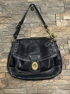 Vtg Coach 65th Anniversary Legacy Ali Leather Shoulder Bag G0869-F12854