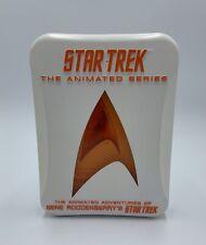 Star Trek: The Animated Series (2006, 4-disc DVD set)