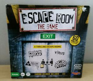 Escape Room Board Game - Exit - Board Game -