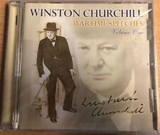 Winston Churchill - Wartime Speeches Volume One - 1938/1940
