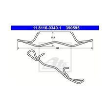 ATE Feder für Bremssattel Audi  Citroen Ford Mercedes Mazda Nissan Mini