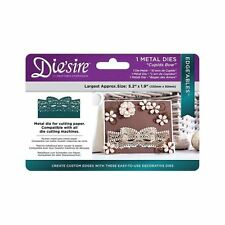 Die'sire 'Edge'ables' Collection Card Border Cutting Dies - Cupid's Bow