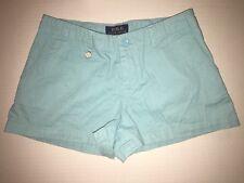 Brand New- Ralph Lauren Girls Chino Shorts Size 14