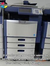 Toshiba e-STUDIO 4540c 2 Yrs Or 30,000 Copies Warranty. Free Delivery In Syd