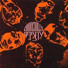 Churchill's – Churchill's  Rare 1968 Israeli Cult Psychedelic Rock CD Reissue