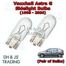 Pink LED Sidelight Bulbs Lighting Lamp For Vauxhall Astra Mk3 F Mk4 G