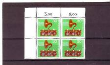 GERMANY/WEST - SG1679 MNH 1973 50YEARS OF BROADCASTING - BLOCK OF 4