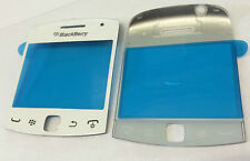 Top LCD Screen Lens Cover For Blackberry 9360 9350 9370 Curve White