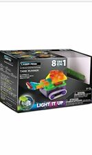 Laser Pegs 8-in-1 Tank Runner Lighted the Ultimate Construction Toy for Kids
