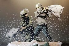 Banksy Paper Art Prints