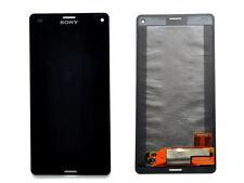 Original SONY Xperia Z3 Compact LCD Display Touchscreen Glas Schwarz D5803 D5833