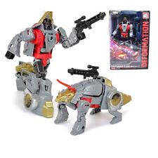 "Generations Power of the Primes Deluxe Dinobot Slug 5"" Action Figure Toy New"