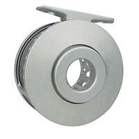Aventik 0/5 CNC Aluminium Middle arbor design Click Stop Clieker Fly Reel 90g