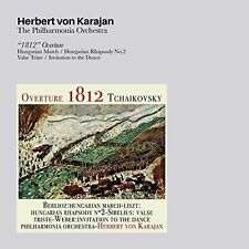 1812 OVERTURE - HUNGARIAN MARCH NEW CD