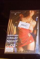 Japan av idol Roppongi Crazy Night v2 DVD Sora Aoi Anna Ohura Takagi Maria Ozawa