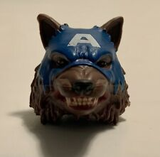 Marvel Legends Captain America WOLF HEAD only from 2016 Onslaught Wave Hasbro