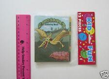 12 Dino Dinosaur Coloring Books Kid Boy Party Goody Loot Bag Filler Favor Supply